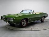 Photos of Pontiac GTO Convertible 1968