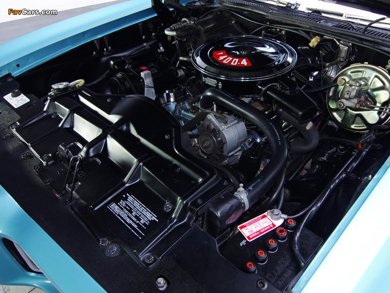 Photos of Pontiac GTO Hardtop Coupe 1968 (800 x 600)