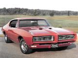 Photos of Pontiac GTO Hardtop Coupe 1968