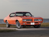 Photos of Pontiac GTO The Judge Coupe Hardtop 1969