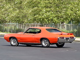 Photos of Pontiac GTO The Judge Coupe Hardtop 1969