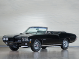 Photos of Pontiac GTO Convertible (4267) 1970