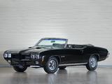 Photos of Pontiac GTO Convertible (4267) 1970