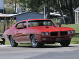 Photos of Pontiac GTO The Judge Hardtop Coupe (4237) 1970