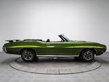 Photos of Pontiac GTO The Judge Convertible (4267) 1970