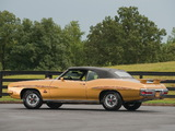 Photos of Pontiac GTO The Judge Convertible 1971