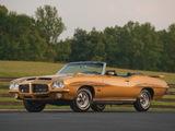Photos of Pontiac GTO The Judge Convertible 1971