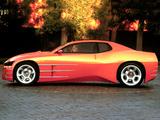 Photos of Pontiac GTO Concept 1999