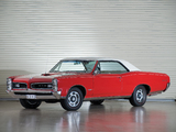 Pictures of Pontiac Tempest GTO Hardtop Coupe 1966
