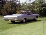 Pictures of Pontiac Tempest GTO Convertible 1966