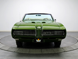 Pictures of Pontiac GTO Convertible 1968
