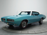 Pictures of Pontiac GTO Hardtop Coupe 1968