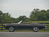 Pictures of Pontiac GTO Ram Air IV Judge Convertible 1969