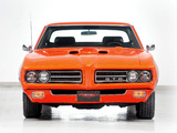 Pictures of Pontiac GTO The Judge Coupe Hardtop 1969