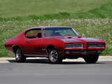 Pictures of Pontiac GTO Coupe Hardtop 1969