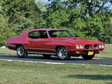 Pictures of Pontiac GTO Hardtop Coupe (4237) 1970