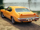 Pictures of Pontiac GTO The Judge Hardtop Coupe (4237) 1970