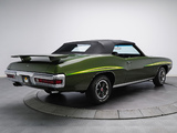 Pictures of Pontiac GTO The Judge Convertible (4267) 1970