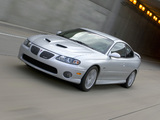 Pictures of Pontiac GTO 2005–06