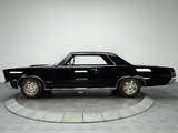 Pontiac Tempest LeMans GTO Coupe 1965 images