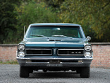 Pontiac Tempest LeMans GTO Coupe 1965 photos