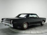 Pontiac Tempest LeMans GTO Coupe 1965 pictures