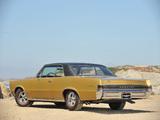 Pontiac Tempest LeMans GTO Coupe 1965 wallpapers