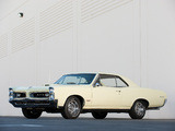 Pontiac Tempest GTO Hardtop Coupe 1966 images