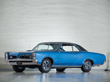 Pontiac Tempest GTO Hardtop Coupe 1966 pictures