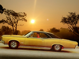 Pontiac Tempest GTO Hardtop Coupe 1966 wallpapers
