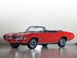 Pontiac GTO Convertible 1968 photos