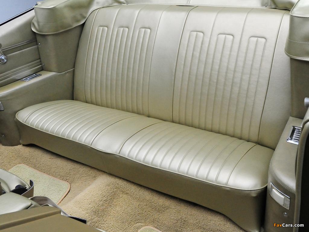 Pontiac GTO Convertible 1968 photos (1024 x 768)