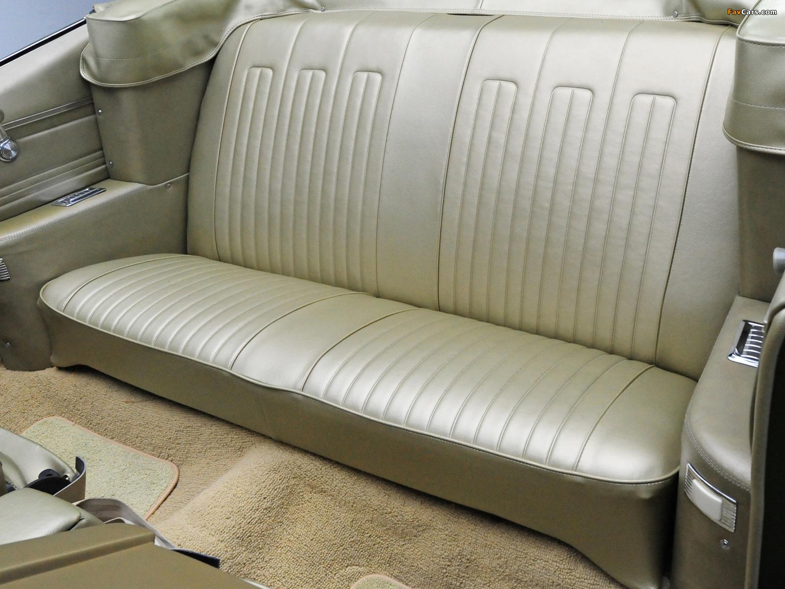 Pontiac GTO Convertible 1968 photos (1600 x 1200)