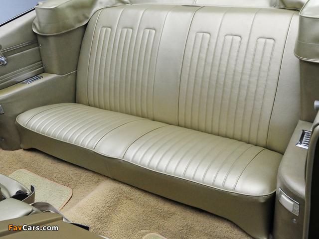 Pontiac GTO Convertible 1968 photos (640 x 480)