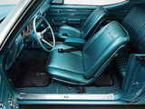 Pontiac GTO Hardtop Coupe 1968 photos