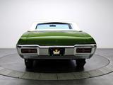 Pontiac GTO Convertible 1968 pictures