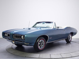 Pontiac GTO Convertible 1968 wallpapers