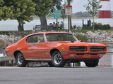 Pontiac GTO The Judge Coupe Hardtop 1969 images