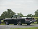 Pontiac GTO Ram Air IV Judge Convertible 1969 images