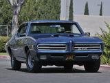 Pontiac GTO The Judge Coupe Hardtop 1969 photos
