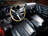 Pontiac GTO The Judge Coupe Hardtop 1969 pictures
