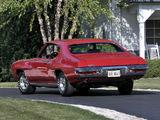 Pontiac GTO Hardtop Coupe (4237) 1970 images