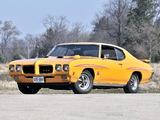 Pontiac GTO The Judge Hardtop Coupe (4237) 1970 images