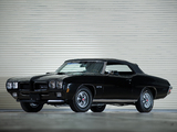 Pontiac GTO Convertible (4267) 1970 photos