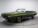 Pontiac GTO The Judge Convertible (4267) 1970 photos