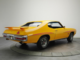 Pontiac GTO The Judge Hardtop Coupe (4237) 1970 pictures