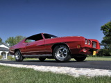 Pontiac GTO Hardtop Coupe (4237) 1970 wallpapers