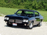 Pontiac GTO The Judge Hardtop Coupe 1971 images