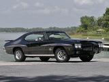 Pontiac GTO The Judge Hardtop Coupe 1971 photos