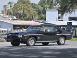 Pontiac GTO The Judge Hardtop Coupe 1971 photos